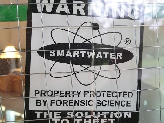 secure locksmith smartwater