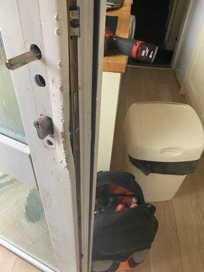 Specialist in uPVC door locks